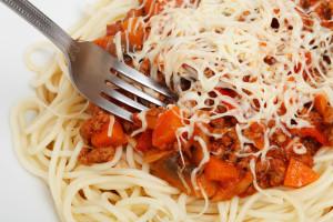 Foto-Spaghetti